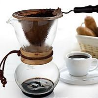 Bình pha cafe Drip coffee vợt 400ml