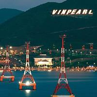 Nha Trang (Voucher) - Tour Vinpearl Land Nha Trang 1N ( Vé người lớn, cáp 2 chiều) - Venus Global
