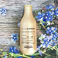 Dầu gội phục hồi tóc L'oreal Serie Expert Lipidium Absolut Repair Instant resurfacing shampoo 300ml