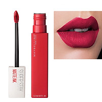 Son Kem Lì Mịn Môi Maybelline Super Stay Matte Ink 5ml