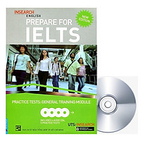 Combo Prepare For Ielts General Training PracticeTests + CD