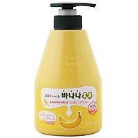Sữa Tắm Thảo Dược Sữa Và Tinh Chất Chuối - Welcos Banana Milk Body Cleanser (560g)