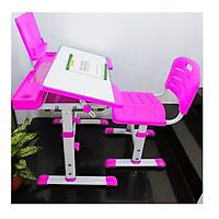 Combo bộ bàn ghế học sinh chống gù, chống cận cho trẻ từ 3 tới 14 tuổi K03