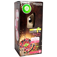 Bộ phun tinh dầu tự động Air Wick Merry Berry 250ml QT09425 - trái cây rừng