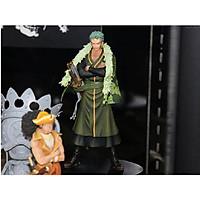 Mô hình nhân vật thợ săn hải tặc Roronoa Zoro (One Piece) Mới