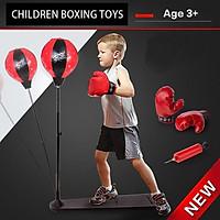 Bộ tập boxing cho bé