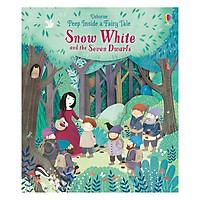Usborne Peep Inside A Fairy Tale: Snow White And The Seven Dwarves