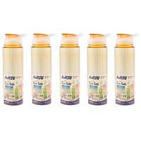 Combo 5 Bình nước Matsu 1 lít (284-289) Duy Tân – Màu ngẫu nhiên trẻ trung, hiện đại – Chất liệu nhựa PET an toàn, sử dụng lâu dài