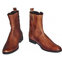 Giày Boots Nam Da Bò Thật B141