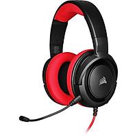 Tai nghe Corsair HS35 Stereo Red - Hàng chính hãng
