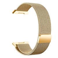 Dây cho đồng hồ Fitbit Ionic Lưới - Vàng gold