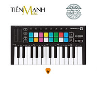 Novation Launchkey Mini MK3 Bàn phím sáng tác - Sản xuất âm nhạc Producer Keyboard Controller for Ableton Live - Kèm Móng Gẩy DreamMaker
