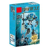 Mô hình đồ chơi Gali Water 707-3 - Bộ sưu tập Lego Robot Bionicle