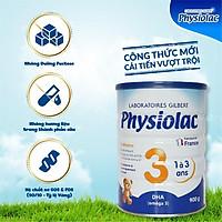 Sữa bột Physiolac 3 900g (Bổ sung DHA)