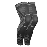 Bộ 2 bó bảo vệ gối dài AOLIKES YE-7060 Elastic long leggings