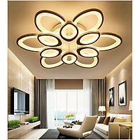 Đèn ốp trần LED hoa cúc 12 cánh sang trọng - Đèn trần LIGHTING