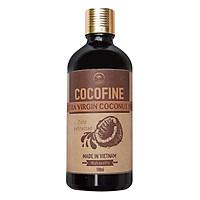 Dầu Dừa Nguyên Chất Cocofine (100ml)