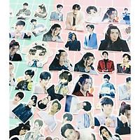 50 ảnh sticker Tiêu Chiến ( giao mẫu ngẫu nhiên )