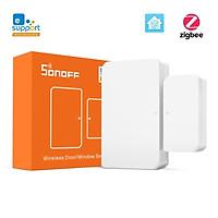 Cảm Biến Mở Cửa Má Từ Zigbee 3.0 Tuya Sonoff SNZB-04 (Hỗ trợ Homeassistant)