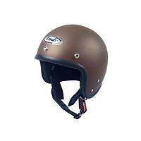 Mũ Bảo Hiểm Andes 3/4 Đầu - 3S111C Nhám
