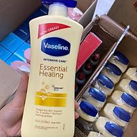 Sữa dưỡng thể Vaseline Intensive Care Essential Healing Lotion 725ml Vàng Mẫu mới