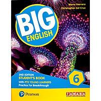 Big English 2ed PTE YL SB6 VN