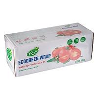 Màng Thực Phẩm Pe Green Eco (30cm x 500m)