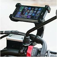 Giá đỡ lưng điện thoại cho xe máy