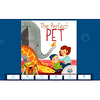 [E-BOOK] i-Learn Smart Start 2 Truyện đọc - The Perfect Pet