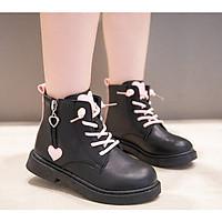 Giày Boot ( cao cổ ) cho bé gái phong cách hàn quốc QN109