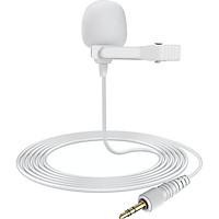 Micro Thu Âm Không Dây Saramonic Blink 500 B2 - 2 Phát + 1 Thu - Màu Trắng ( Chính Hãng)