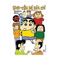 Shin - Cậu Bé Bút Chì Tập 32 (Tái Bản 2019)