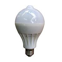 Bóng đèn Led, cảm ứng chuyển động, cảm ứng người, siêu tiết kiệm điện, công suất 7w (HÀNG CHÍNH HÃNG)