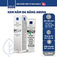 Kem hỗ trợ trị hăm đa chức năng Abena Zinc Ointment (15ml)