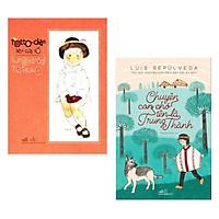 Conbo 2 Cuốn Sách Hay: TottoChan - Cô Bé Bên Cửa Sổ (Tái Bản 2019) + Chuyện Con Chó Tên Là Trung Thành / Những Cuốn Sách Kinh Điển Được Yêu Thích Nhất (Tặng Bookmark Happy Life)