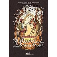 Sách - Những Cuộc Phiêu Lưu Của Donquixote Lừng Danh Và Giám Mã Sancho Panza (tặng kèm bookmark thiết kế)