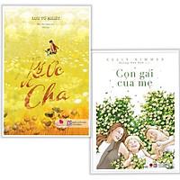 Combo Sách Về Tình Cảm Gia Đình: Ký Ức Về Cha + Con Gái Của Mẹ (Bộ 2 cuốn/ Tặng kèm Bookmark Happy Life)