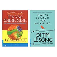Combo I Can Do It - Tin Vào Chính Mình + Đi Tìm Lẽ Sống (2 cuốn)