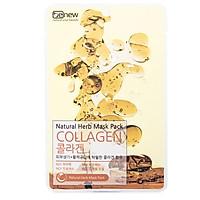 Mặt nạ giấy hàn quốc chiết xuất collagen hàn quốc ( 22ml/ chiếc)
