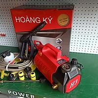 máy rửa xe chĩnh áp siêu bền awa công suất 2400W động cơ dây đồng