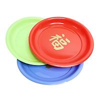 Combo 3 Mâm nhựa tròn 40 cm Chấn Thuận Thành mâm cơm, mâm đặt đồ cúng, bưng bê, bền đẹp hàng Việt Nam chất lượng cao (MT4T20-3) nhiều màu