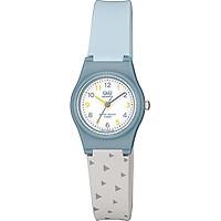 Đồng hồ nữ thời trang Q&Q VP47J035Y dây nhựa thương hiệu Nhật Bản