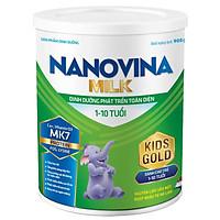 Sữa Nanovina Milk Kids Gold dinh dưỡng dành cho bé