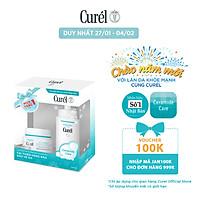 Combo Kem Dưỡng Da Cấp Ẩm Chuyên Sâu 40g Curel + Tặng Sữa Rửa Mặt Dạng Bọt 90ml Curel