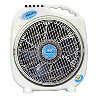 Quạt Tản Gió Điện Cơ 91 Chuyển Hướng Điện Đổ Tự Ngắt QT300A - Màu Ngẫu Nhiên - Hàng chính hãng