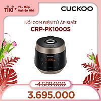 Nồi cơm điện áp suất Cuckoo CRP-PK1000S 1,8 lít nhiều màu - Hàng chính hãng