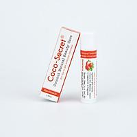 Son dưỡng môi Coco-Secret - hương dâu 5gram