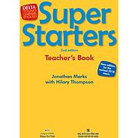 Super Starters 2nd Edition - Teacher's Book (Kèm 1 đĩa DVD)