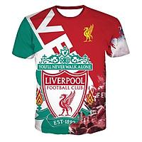 Áo Thun Tay Ngắn In Chữ Liverpool! Be The Champion!! Size S-5Xl Thời Trang Cho Nam