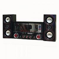 Dàn âm thanh tại nhà - loa vi tính cỡ lớn hát karaoke có kết nối Bluetooth USB Isky - SK335 2.1
